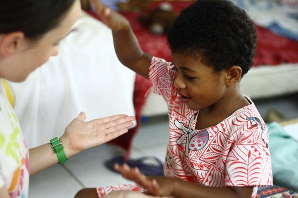 A Kindergarten Visit Fiji Where S My Rider